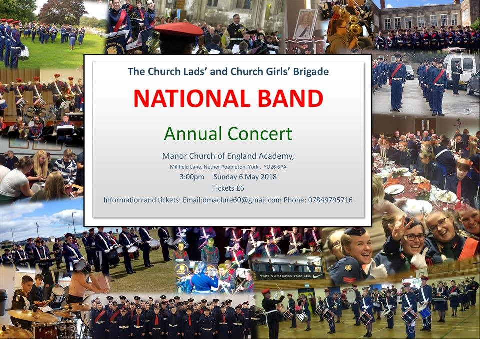 National Band Annual Concert 2018