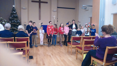 North West Christmas Carol Service