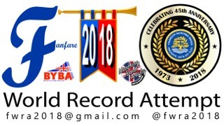 Fanfare World Record Attempt 2018
