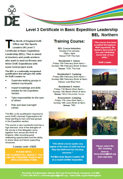 DofE Basic Expedition