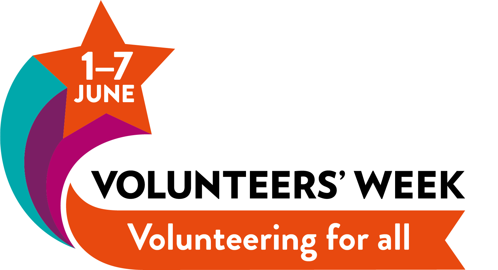 Volunteers' Week - 1st - 7th June 2018