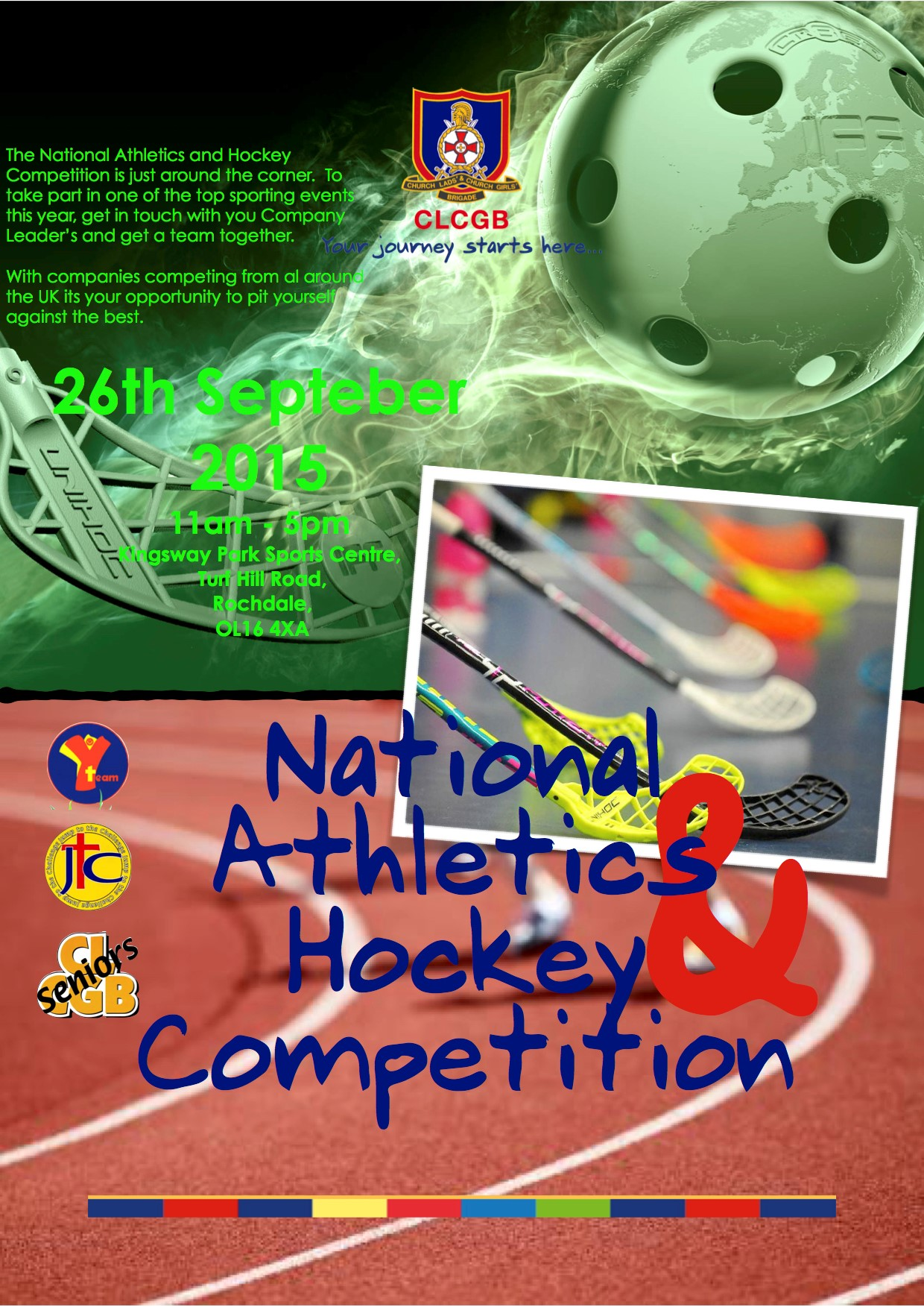National Athletics and Hockey Competition