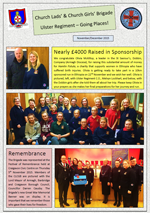 Ulster Regiment Newsletter Nov/Dec 2015