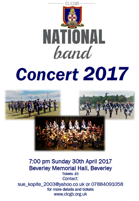 National Band Concert 2017