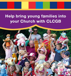 Help bring young families into your Church with the CLCGB