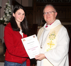 Top Awards for Church Girls in Magherafelt
