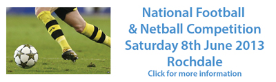 National Football & Netball Competition 2013