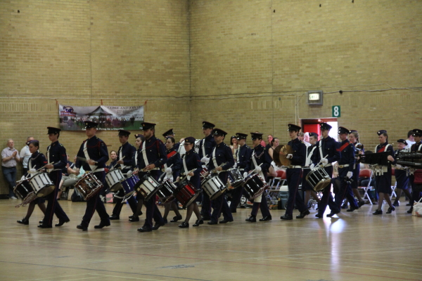 National Band Competition 2014 Results