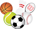 National Sports Competition, Athletics and Indoor Hockey